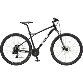 "GT Bicycles Aggressor Sport 29"", satin black"